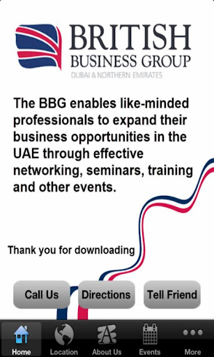 【免費商業App】British Business Group Dubai-APP點子