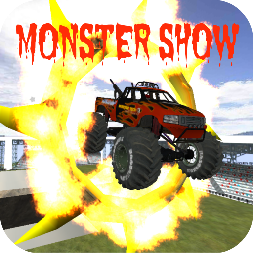Extreme Monster Truck Show 4x4