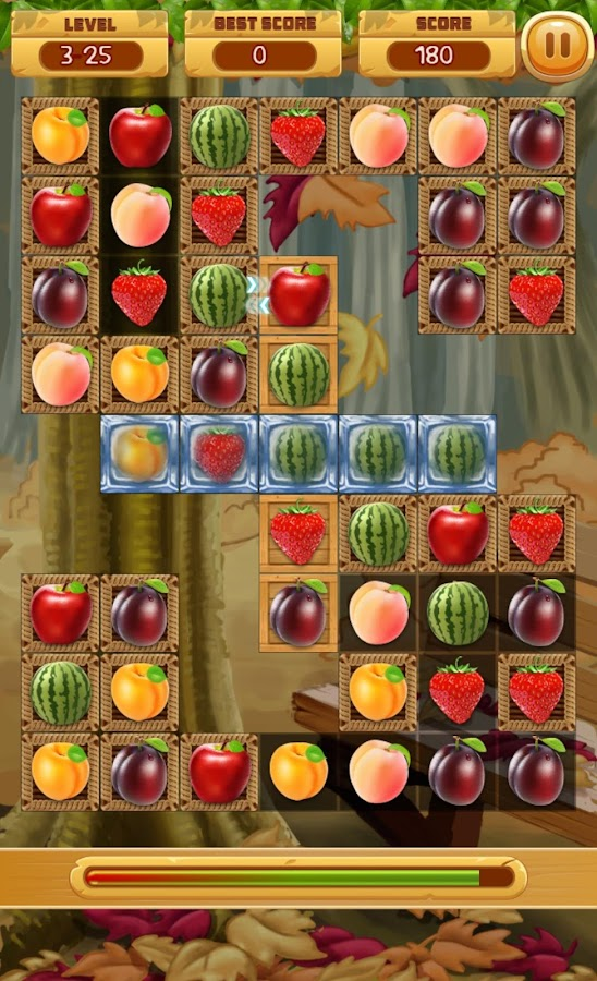 crush fruit game