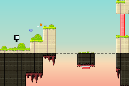 Mercurial Story Platform Game 1.0 screenshot 498888