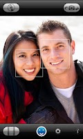 Screenshot of HappyShutter - Smile detection