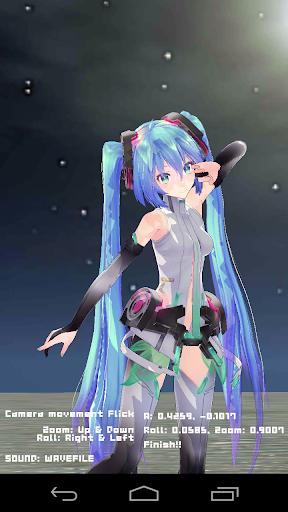 mikumiku dance