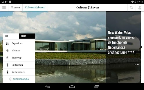 De Volkskrant app- screenshot thumbnail