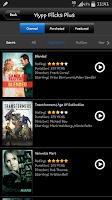 Screenshot of HyppTV Everywhere (phone)