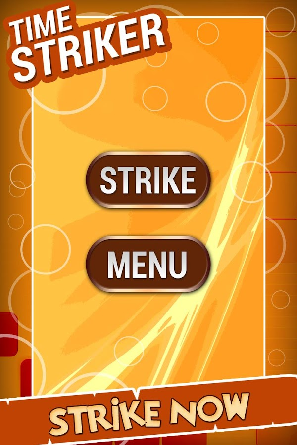 Time Strike: Brain Puzzle Game- screenshot