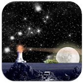 Magical NightSky LWP Free