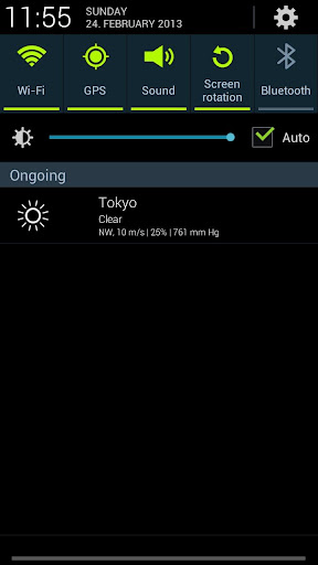Beautiful Weather and Widgets v1.0.1 APK