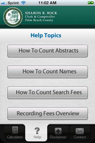 Clerk-Culator- screenshot