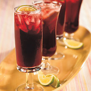 Pomegranate Fizzer