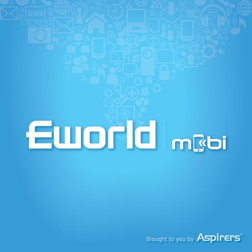 Eworld Mobi LOGO-APP點子