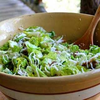 Martha's Chinese Chicken Salad