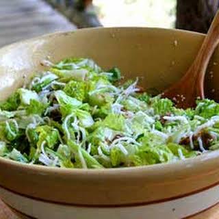 Martha's Chinese Chicken Salad.