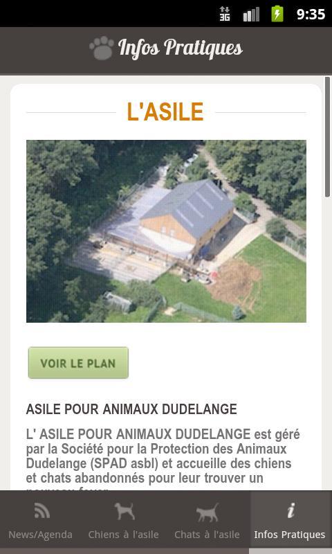 Asile Dudelange- screenshot