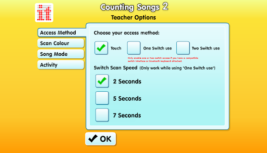 Counting Songs 2- screenshot thumbnail
