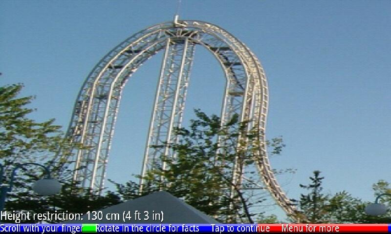 Top 10 Roller Coasters Asia 2 - screenshot