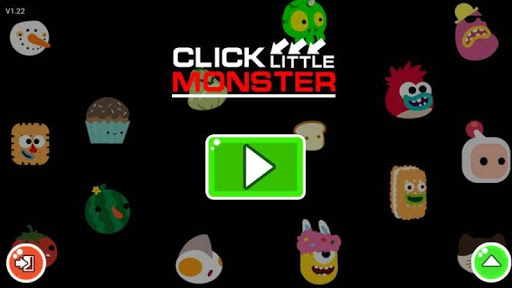 Click little monster