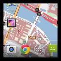 Map Live Wallpaper icon