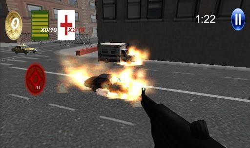 Traffic Assassin - FPS