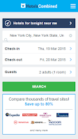 Screenshot of HotelsCombined - Hotel Search