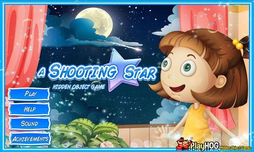Shooting Star - Hidden Objects