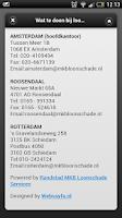 Screenshot of Alles over Loonschade