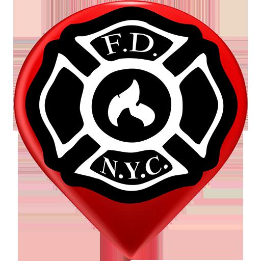 FDNY Firehouses LOGO-APP點子