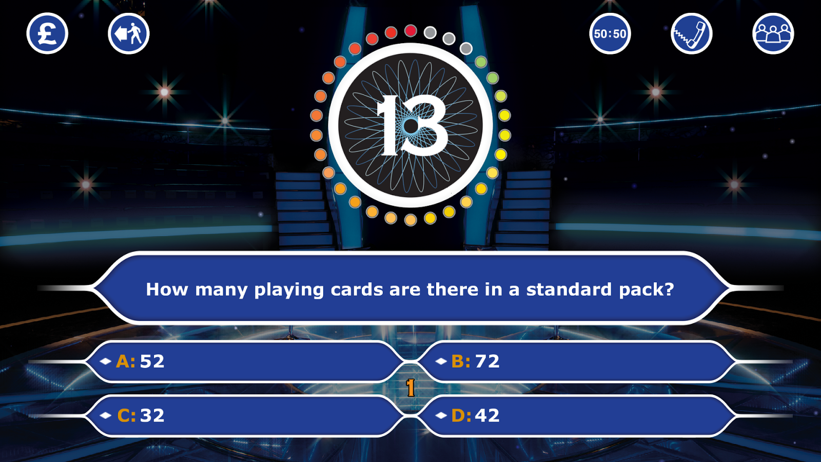 who wants to be a millionaire game app store