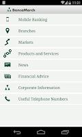 Screenshot of Banca March