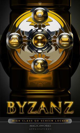 GO Locker Theme Byzanz