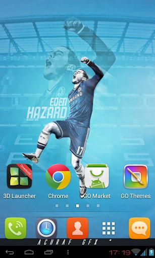Eden Hazard FC Wallpaper