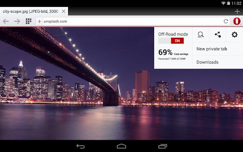 Opera browser - fast & safe Screenshot 14