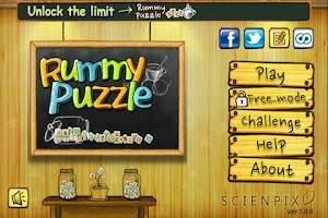 Screenshot of RummyPuzzle