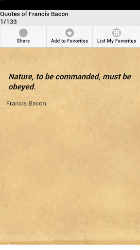 Quotes of Francis Bacon