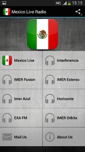 Mexico Live Radio