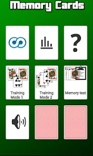 Memory Cards - Memory Trainer - screenshot thumbnail