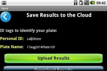ELISA Plate Reader screenshot 5