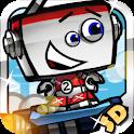 Roboto SD logo