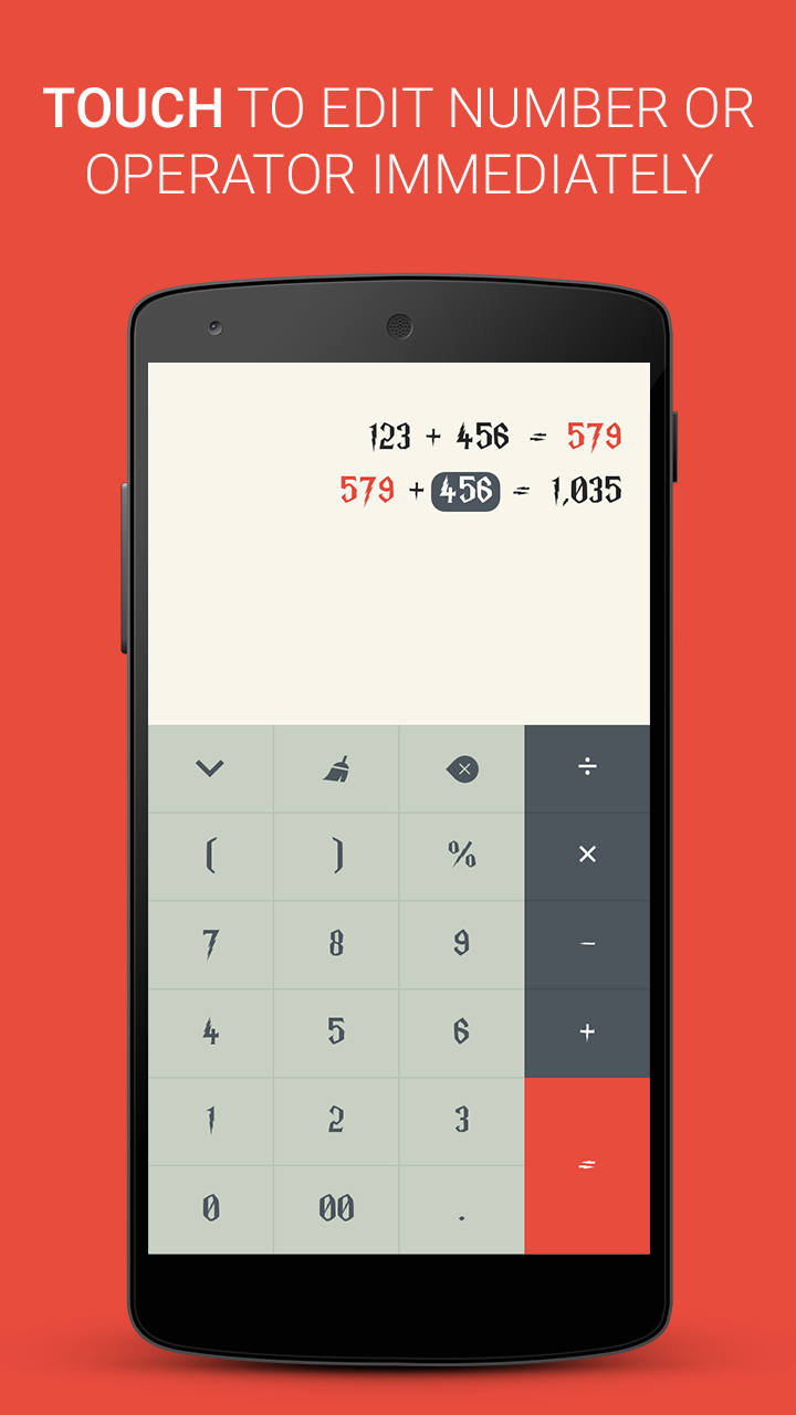 Calc+ ★ Smart calculator Screenshot 2