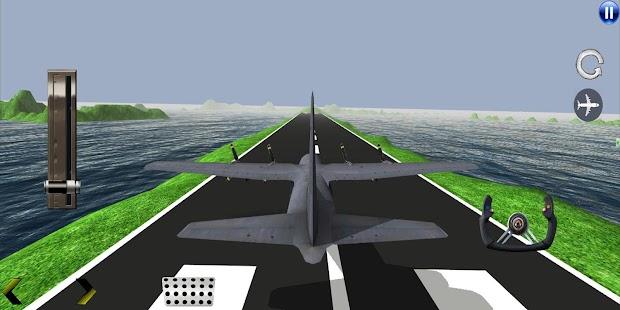 Flight Simulator 3D