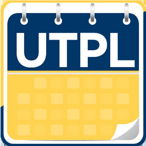 Calendario UTPL Estudiantes LOGO-APP點子