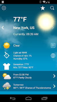 Weather XL PRO APK screenshot thumbnail 12