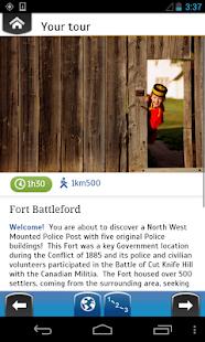 Explora Fort Battleford - náhled