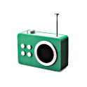 AndroRadio icon