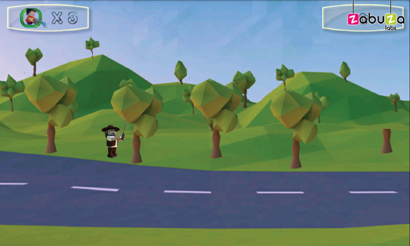 Save Trees Game- screenshot