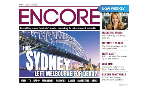 Encore - screenshot thumbnail