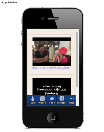 【免費商業App】Online Affiliate Marketing-APP點子