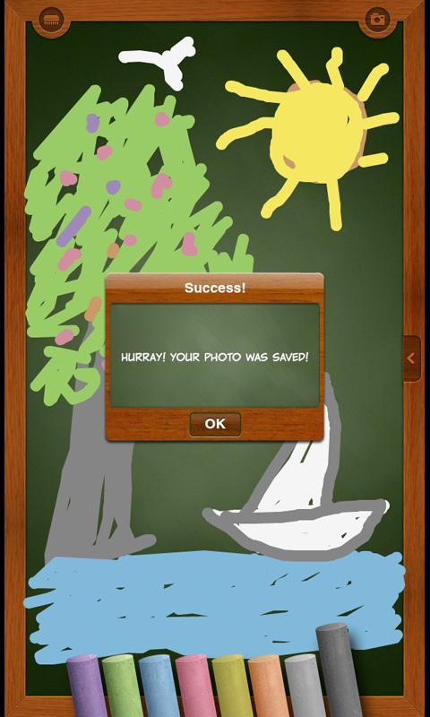Magic Slate HD for Tablets - screenshot