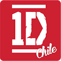One Direction Chile icon