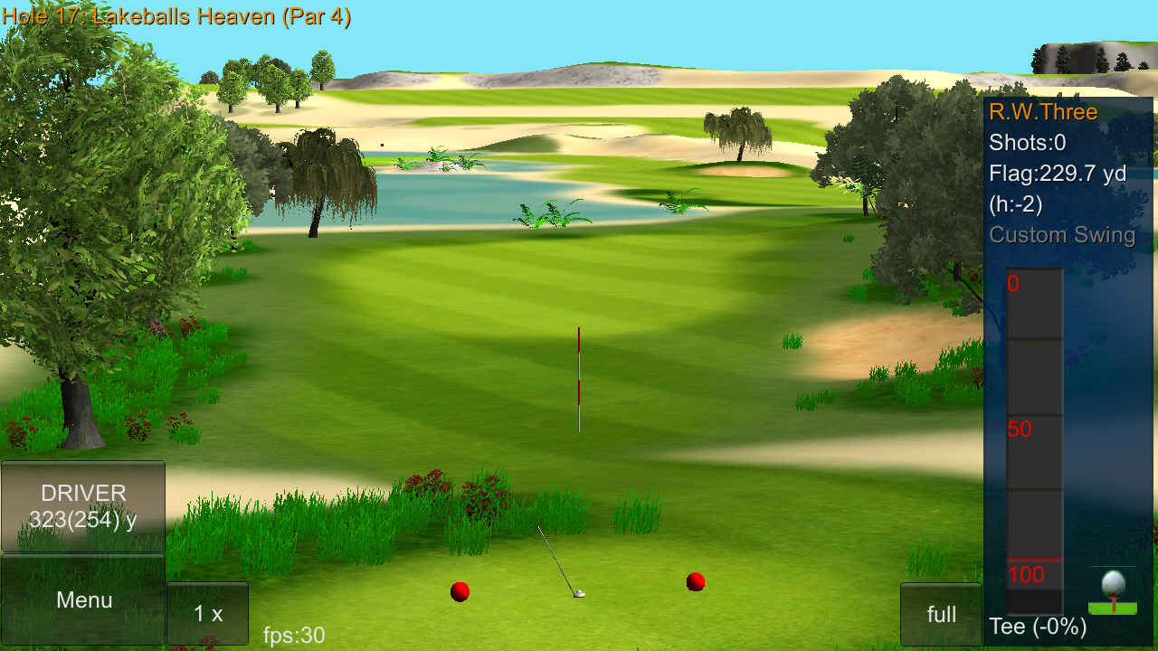 iron 7 three golf game full android apps on google play. Black Bedroom Furniture Sets. Home Design Ideas