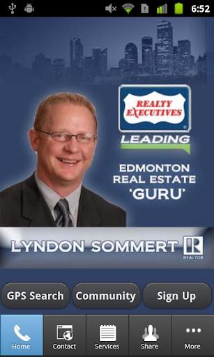 Edmonton Real Estate Guru App